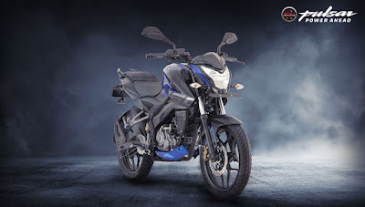 New 2017  Bajaj Pulsar NS 160 version