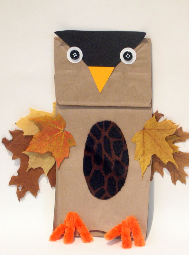 Fall Kids Crafts Found on Pinterest