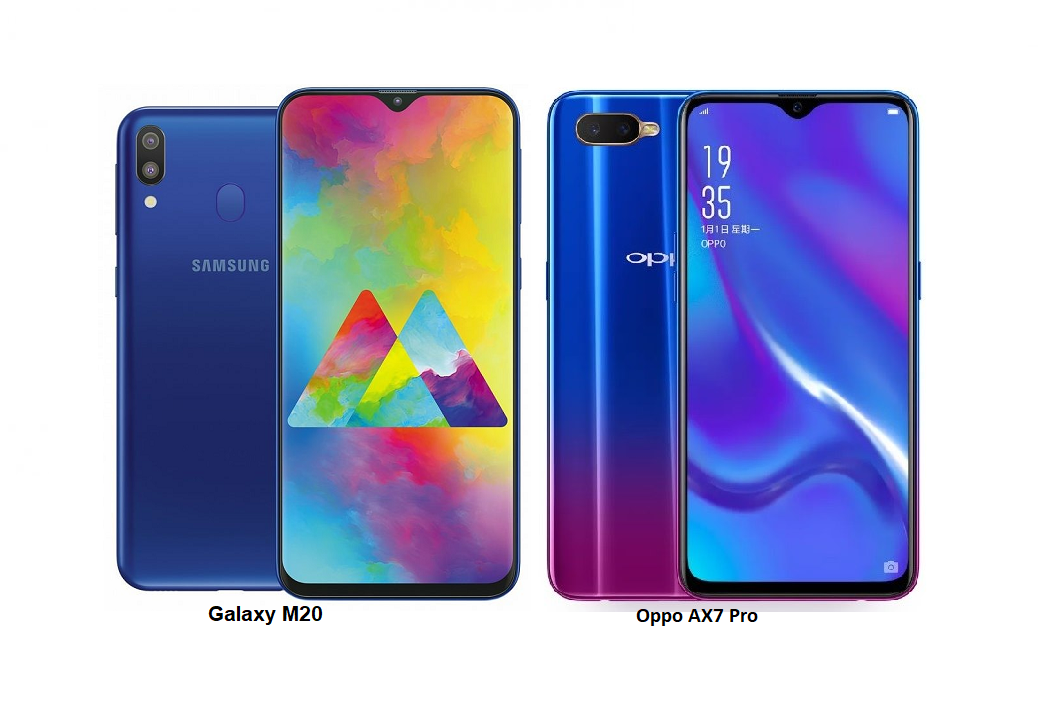 Oppo A7X Full Specifications
