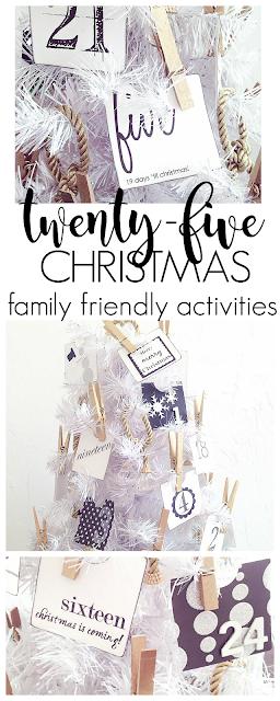 christmas activity calendar, christmas ideas, diy, advent calendar tutorial, christmas advent ideas, christmas activities