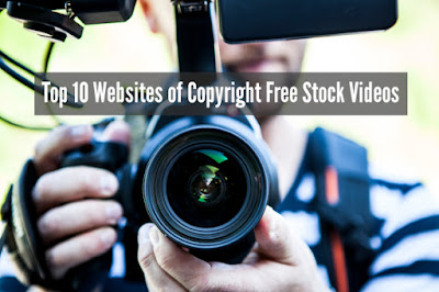 Top 10 Websites of Copyright Free Stock Videos