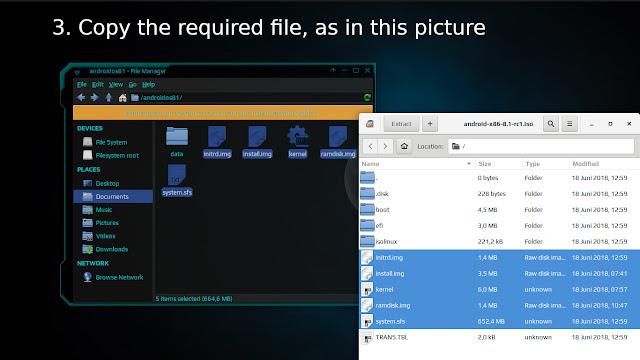 Step 3 Install Android-x86 On Ubuntu