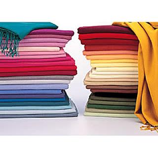 Bahan kain pembuat hijab