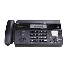 may fax panasonic kx-ft987