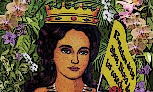María Lionza Leyenda de Venezuela