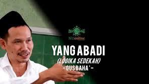 Biografi Intelektual Gus Baha' Nursalim Rembang