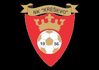 NK KREŠEVO Logo Vector