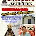 Festa em louvor a Nossa Senhora de Aparecida no Quilombo Nhunguara em Eldorado