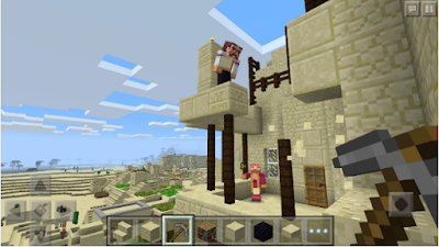 Minecraft: Pocket Edition Pro Apk Versi 0.15.4 Terbaru