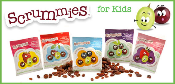 Scrummies for kids