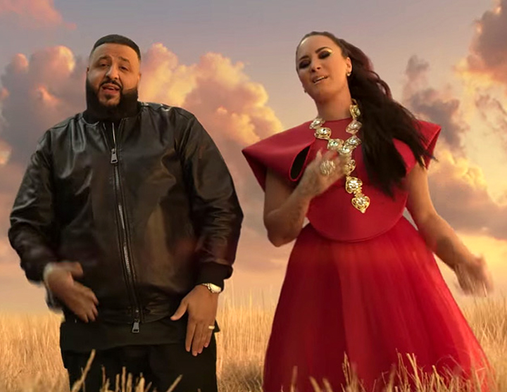 DJ Khaled feat. Demi Lovato. I Believe