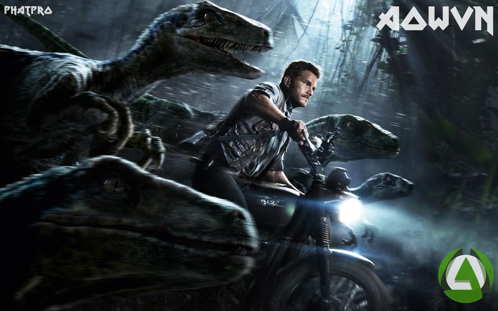Jura%2B4%2B %2BPhatpro min - [ Phim 3gp Mp4 ] Tổng Hợp 5 Phần Jurassic Park + Jurassic World HD-BD | Vietsub - Bom Tấn Mỹ Siêu Hay