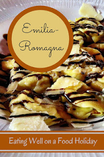Sidewalk Safari - How to Eat Well on a Food Holiday in Emilia-Romagna Italy
