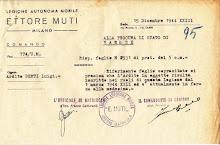 15 DICEMBRE 1944 XXIII