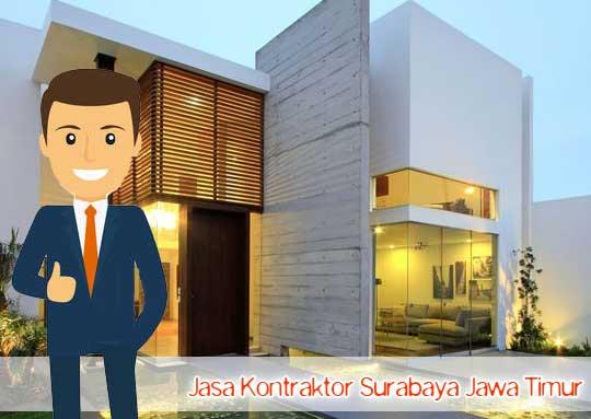 Jasa Kontraktor Surabaya Jawa Timur
