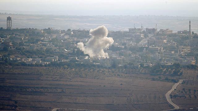 Israel ataca posiciones sirias en respuesta a un disparo desde un tanque