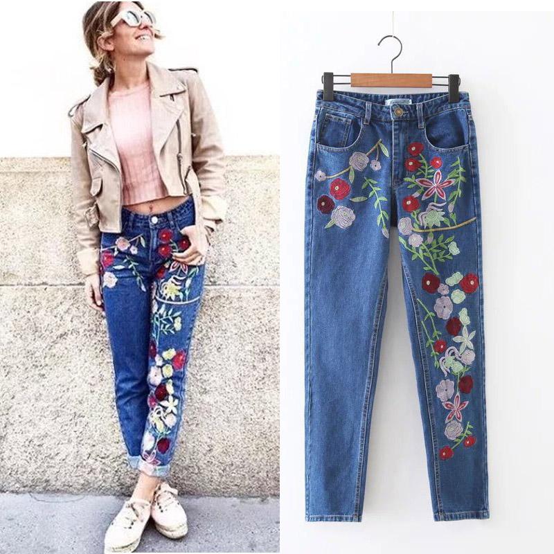 jeans tendencia 2017