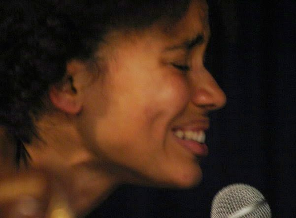 Photo of Nneka by Gregory J. Chamberlain for Music Television