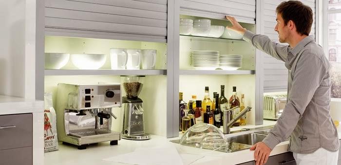 Modular Kitchens in Bangalore: Nolte Home Studio -German