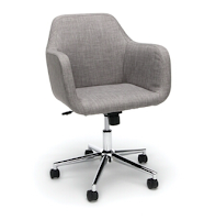 Gray Conference Room Chair