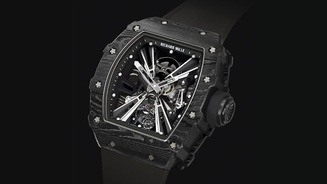 Richard Mille RM 12-01 Tourbillon All Carbon TPT