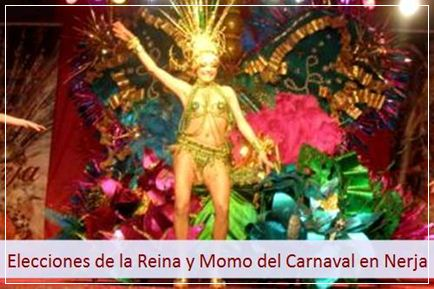 El Carnaval de Nerja es luz, sonido e imaginación, está declarado Fiesta de Singularidad Turística