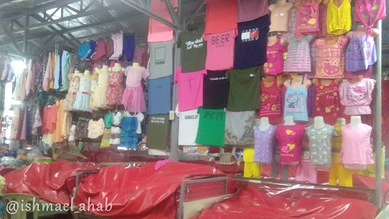 Made in Taytay Garments in BAGPI Garment Center of Taytay, Tiangge
