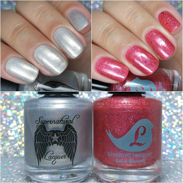 Supernatural Lacquer x Bluebird Lacquer - Mean Girls Duo