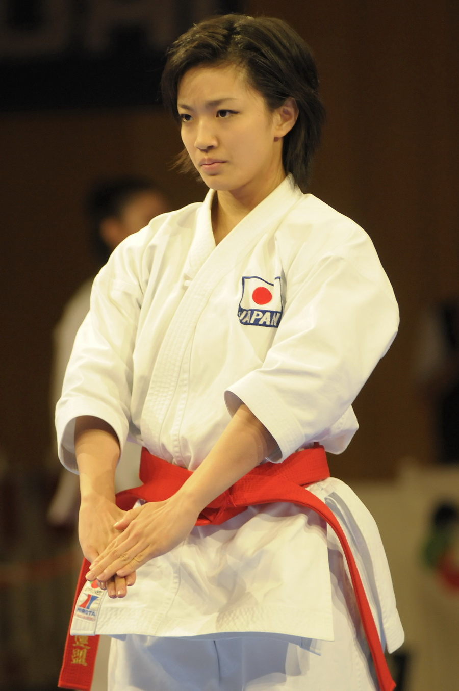 Black Light Wallpaper The Karate Kid Blog Rika Usami Reigning World Champion