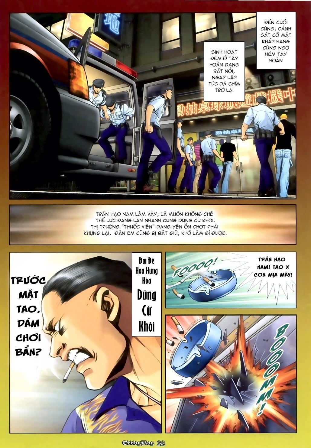 Người Trong Giang Hồ NetTruyen chap 987 - Trang 17