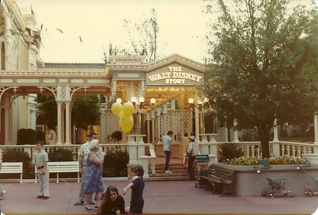 Disney World Planning Guide - The Walt Disney Story