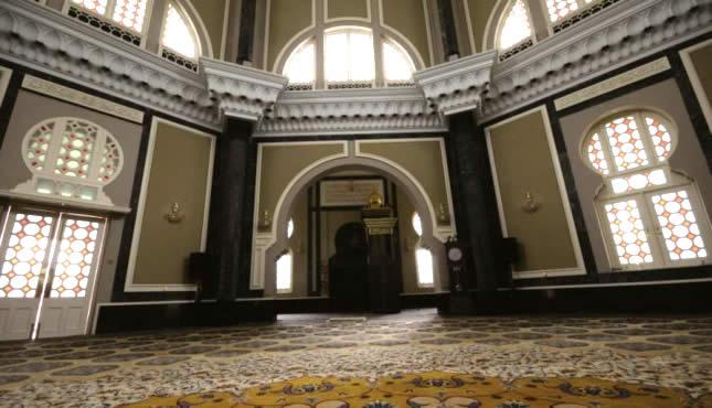 Ubudiah Mosque - Kuala Kangsar, Malaysia