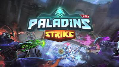 Resultado de imagem para paladins strike