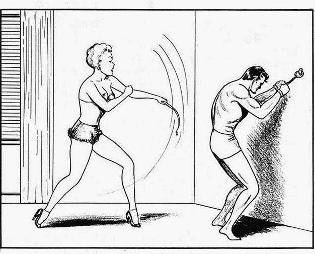 joe schuster superman nights of horror comic bdsm