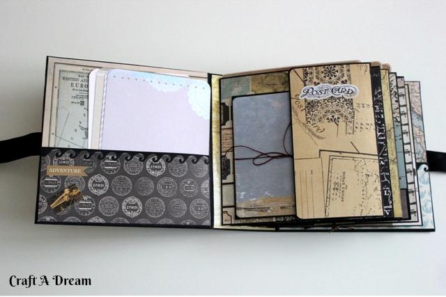 vintage-mini-album