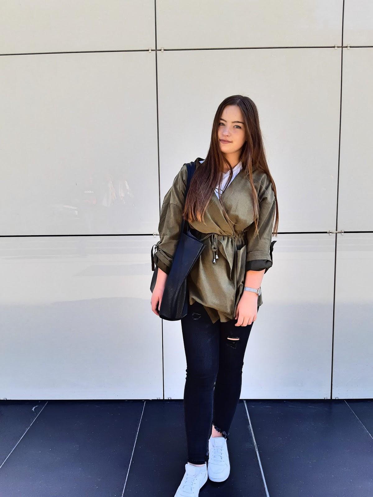 62c7276d2247 Još jedan jesenji outfit post na mom blogu. Nastavite čitati da vidite moj  modni izbor ovaj put! outfit post jesen moda ...