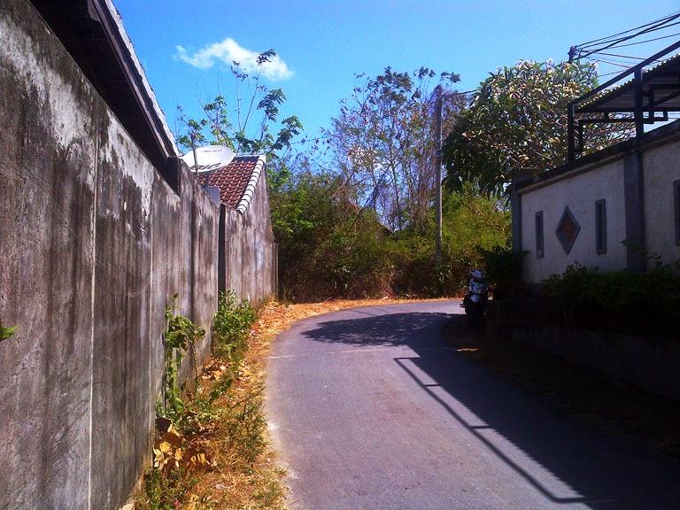 Tanah dijual di jalan Bukit Hijau Jimbaran Bali ~ Kavling ...