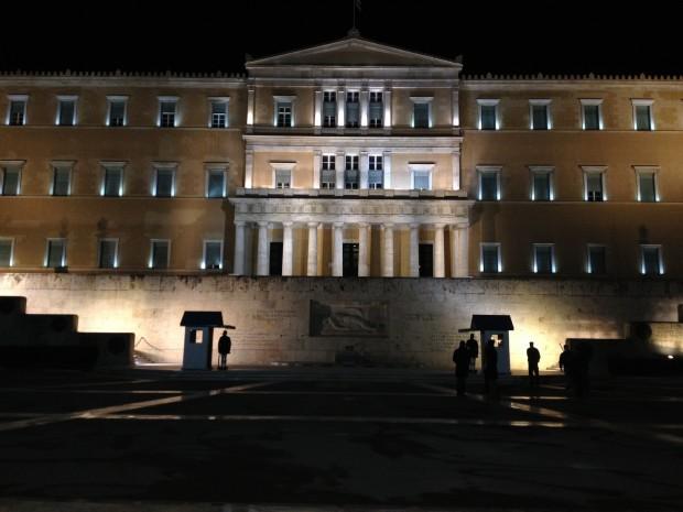 Μέτρον και άστρον εις δεινά ελληνικά, θεραπεία ελληνική