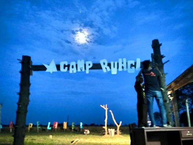 Harkitnas RUNGI CAMP 2017 Rumah Pelangi Bekasi