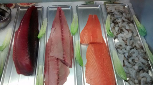 Fresh Catch Fish Market and Grill in Hillcrest by Stacey Kuhns