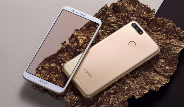 Honor 7A with Snapdragon 430 SoC & 3,000mAh Battery Launched in China