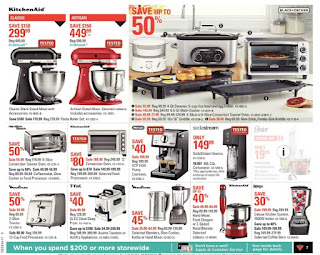 Canadian Tire KitchenAid sale valid Aug 18 - 24, 2017