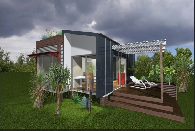 Shipping Container Home Plans and Cost - Container Home