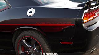 Dodge Challenger Redline