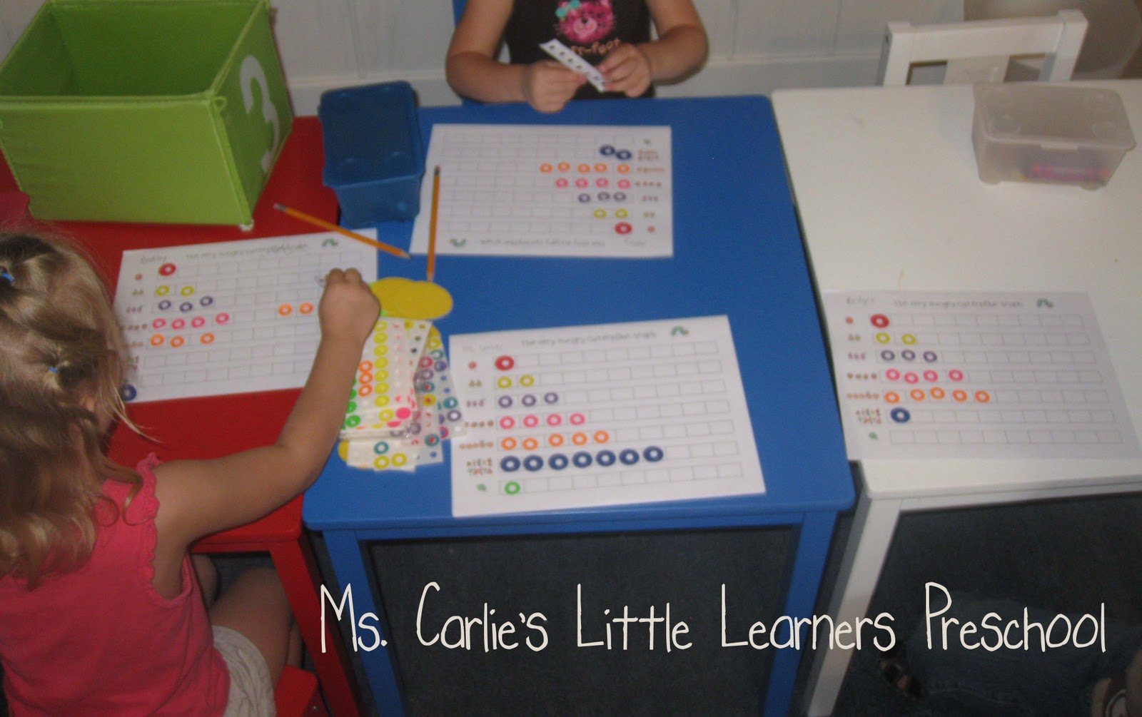 Ms Carlie S Little Learners Preschool The Very Hungry Caterpillar