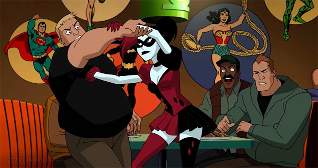 Batman and Harley Quinn Animated Movie Preview