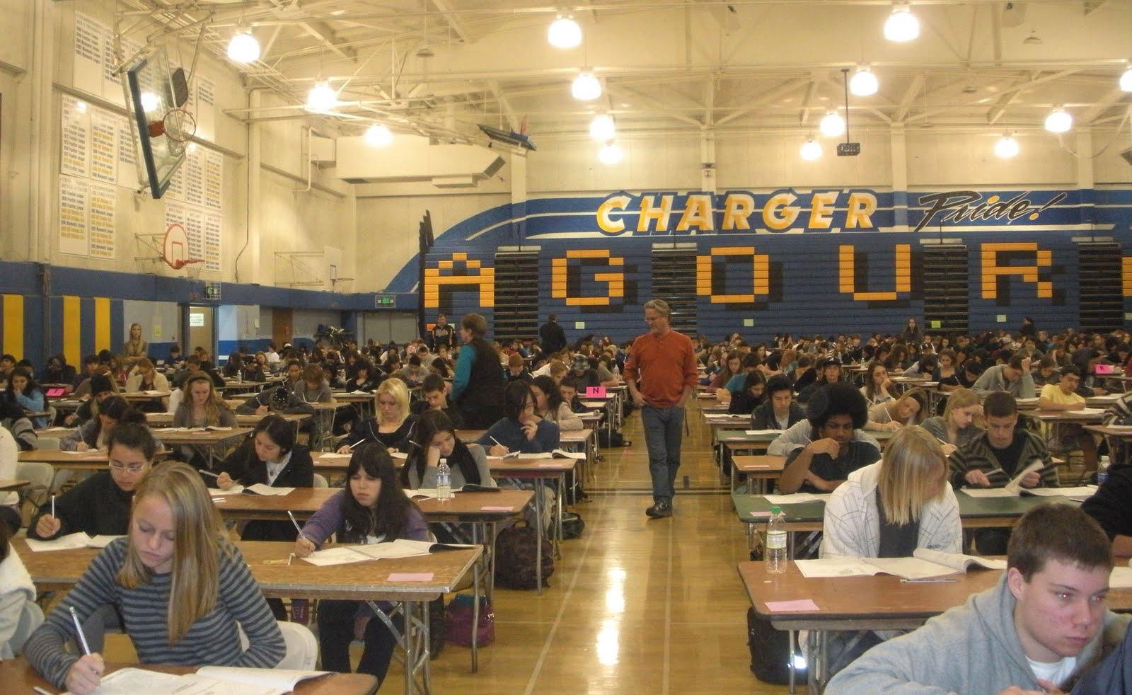 Wadidola California High School Exit Exam Cahsee