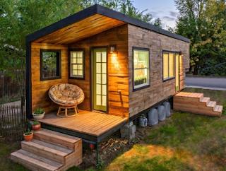 Desain Rumah Kecil Unik Era Modern 2016 1