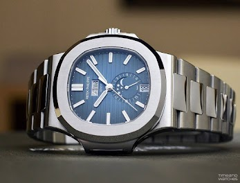 Patek Philippe Nautilus 40th Anniversary Time And Watches The