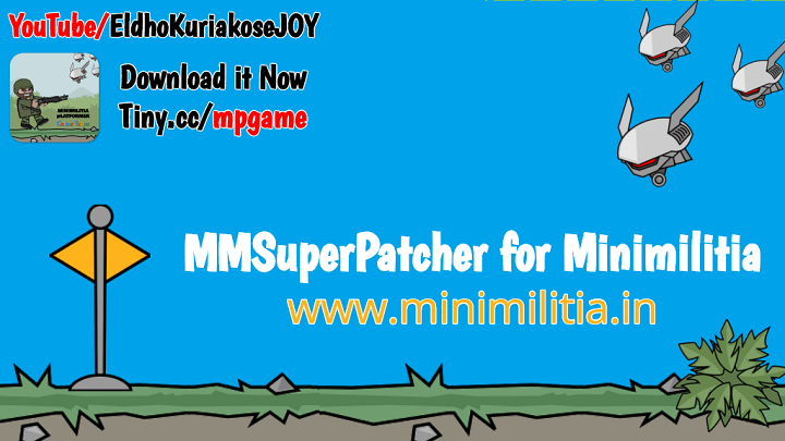 Download MMSuperPatcher Apk v2 3 for Doodle Army2